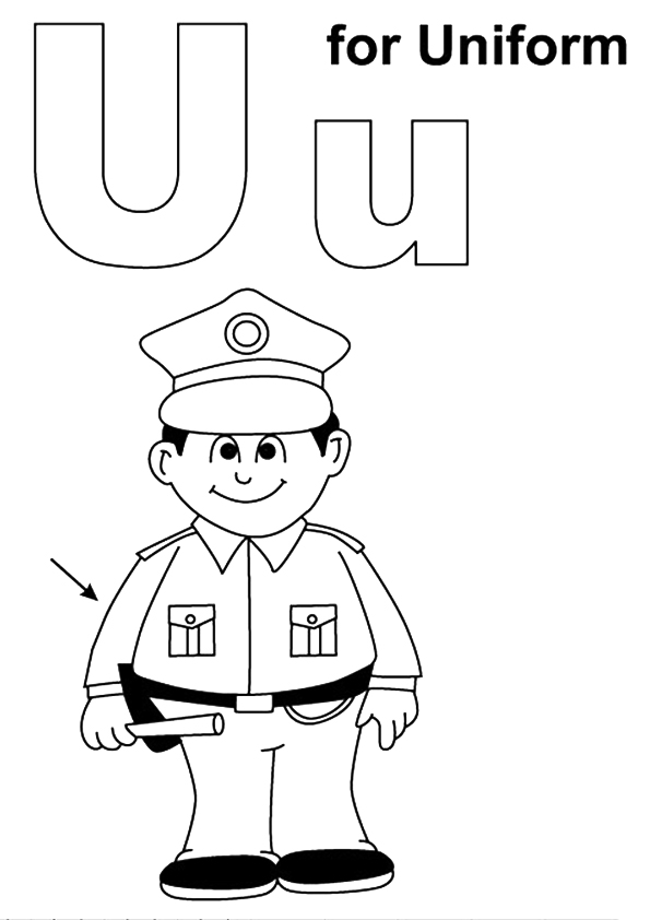 the-u-for-uniform