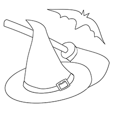 20 Best Hat Coloring Pages Your Toddler Will Love To Color Hat To Color