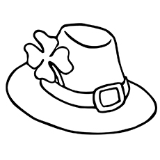 hat coloring pages 20 Best Hat Coloring Pages Your Toddler Will Love To Color hat coloring pages