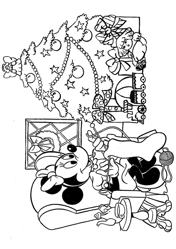 xmas-disney-minnie-mouse-coloring