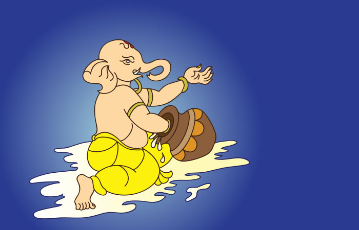 Lord Ganesha Stories For Kids