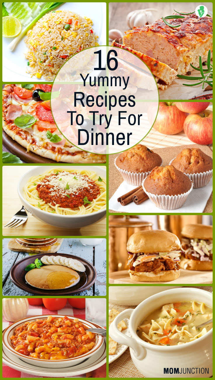 Top 21 Easy Dinner Rec...