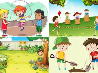 25 Fun Outdoor Games And Activities For Kids