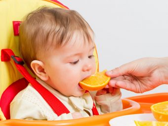 Oranges For Babies: Right Time To Introduce, Benefits, And Recipes