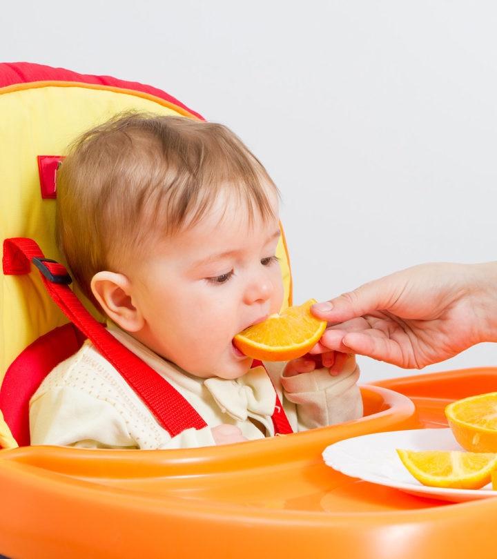 5 Amazing Benefits Of Oranges For Babies