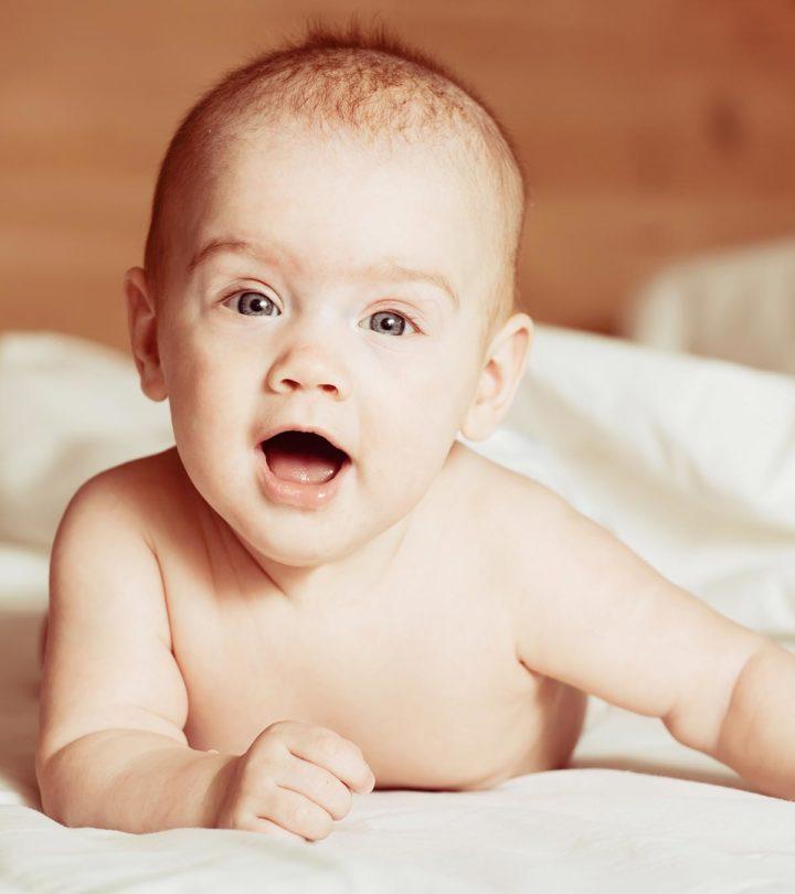 5-Month-Old Baby's Developmental Milestones