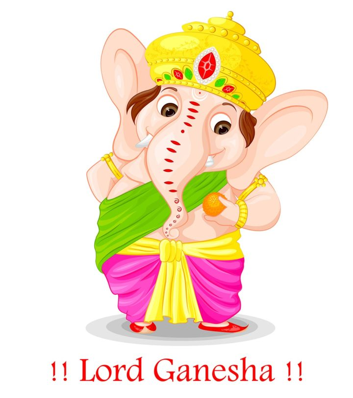Lord Ganesha Stories For Kids Images