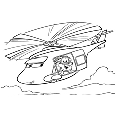 Helicopter Coloring Pages Free Printable For Kids Gta 5 Coloring Pages