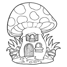 Alice In Wonderland Mushroom Coloring Pages Bgcentrum