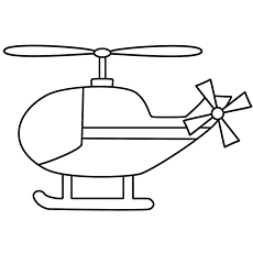 A-Isolated-Helicopter