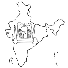 india coloring pages Top 10 Free Printable India Coloring Pages Online india coloring pages