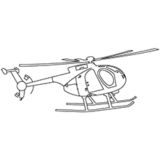 A-Professional-Helicopter