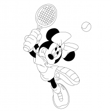 A Tennis Miki