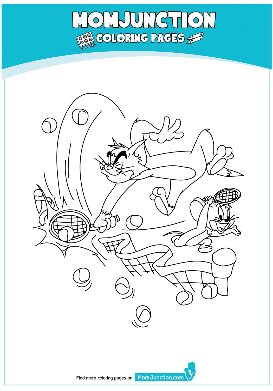 A-Tom-Playing-Tennis-Coloring-Page-17