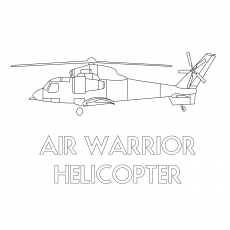 A Warrior Helicopters