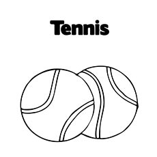 A-ball-tennis-coloring