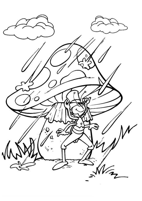 A-coloring_page_Flip_Under_The_Mushroom