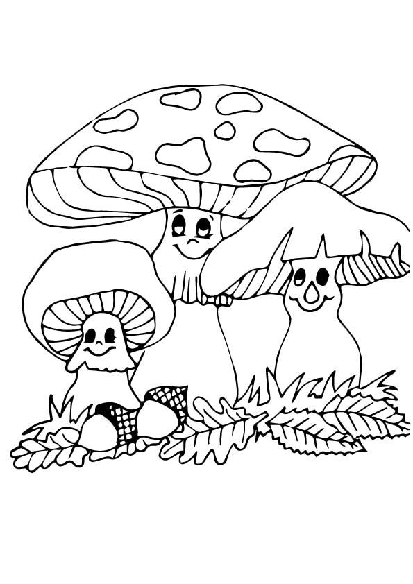 A-mushroom_coloring_pages_printable-leaf