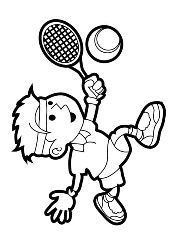 A-tennis-coloring-page-little-boy