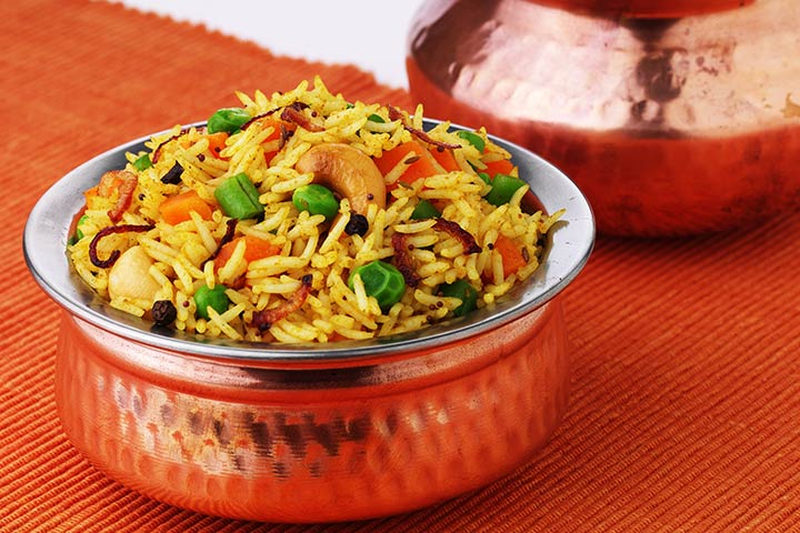 Top 10 Easy Rice Recipes For Kids