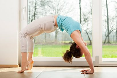 6 Effective Yoga Poses for Women Trying to Conceive