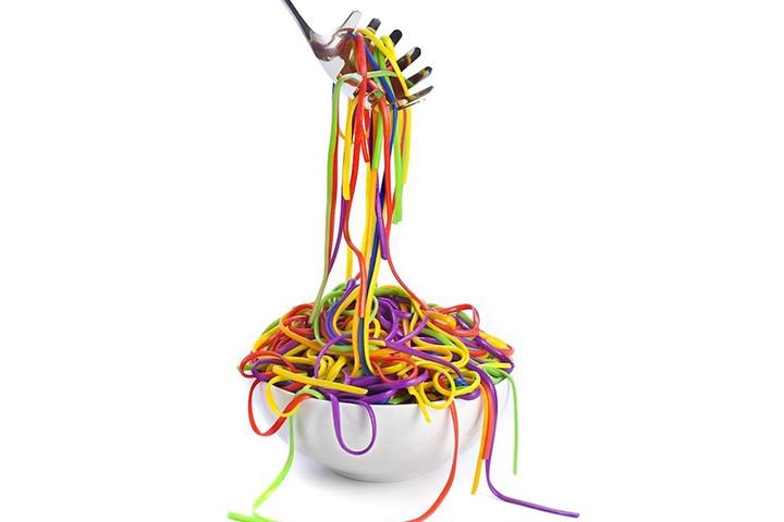 Colored Noodles