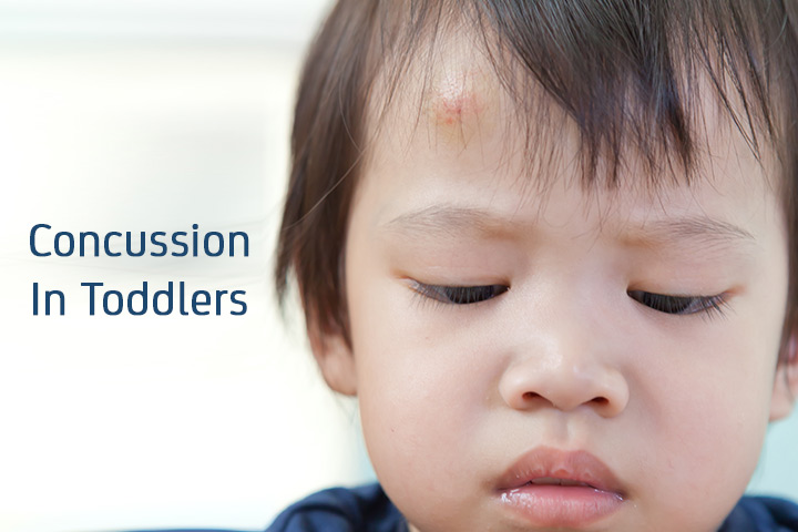 Concussion In Toddlers