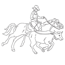 Cowbay5-16 coloring pages