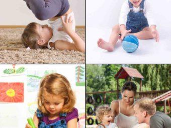 15 Creative Activities For Preschoolers