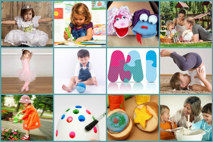 Creative Activities For Preschoolers