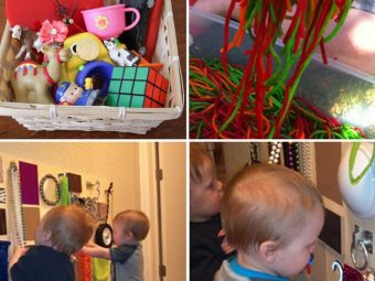 6 Creative Sensory Activities For Infants