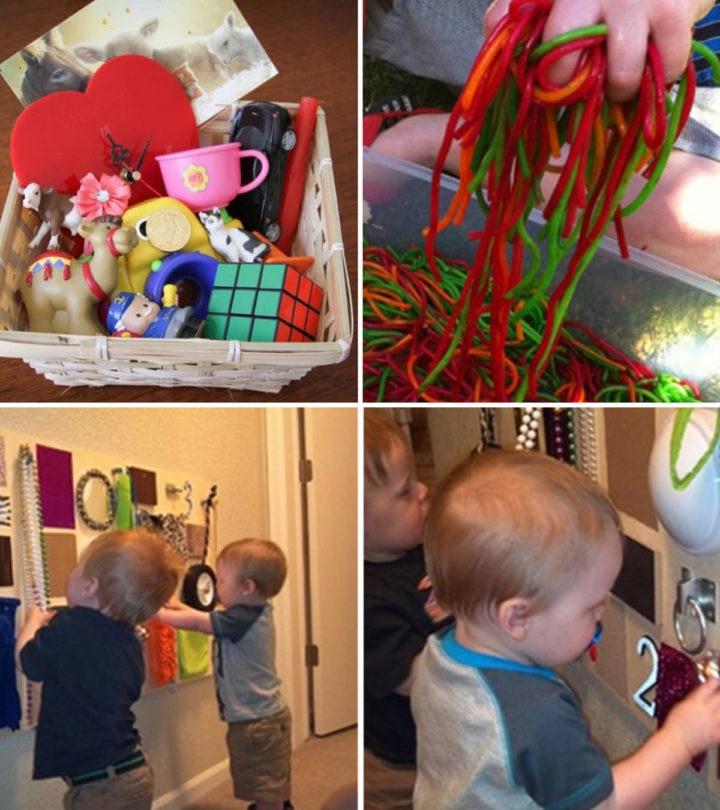 Sensory Activities For Infants
