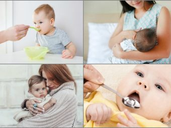 9 Effective Home Remedies For Cough In Babies