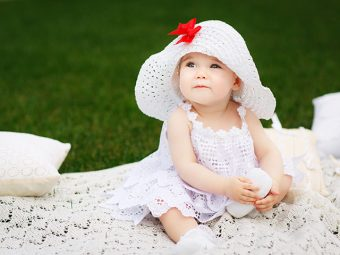 Top 10 Foreign Names For Your Baby Girl