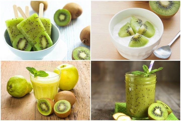 Fresh Kiwi Recipes For Babies