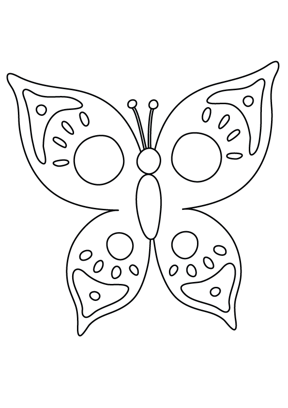 Funny-Butterfly-for-Children