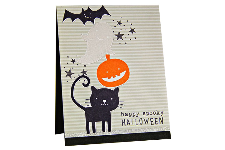 Ghost Greeting Cards