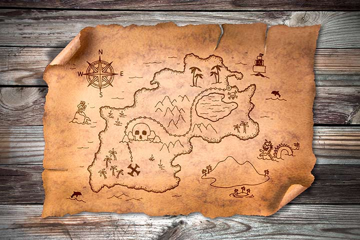 Fun Activities For Kids - Head Out On The Treasure Hunt