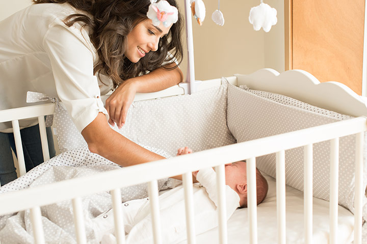 How To Get A Baby Used To Sleeping In The Crib