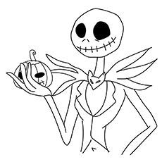 Jack The Pumpkin King Coloring Pages Coloring Pages The Pumpkin King Coloring Pages