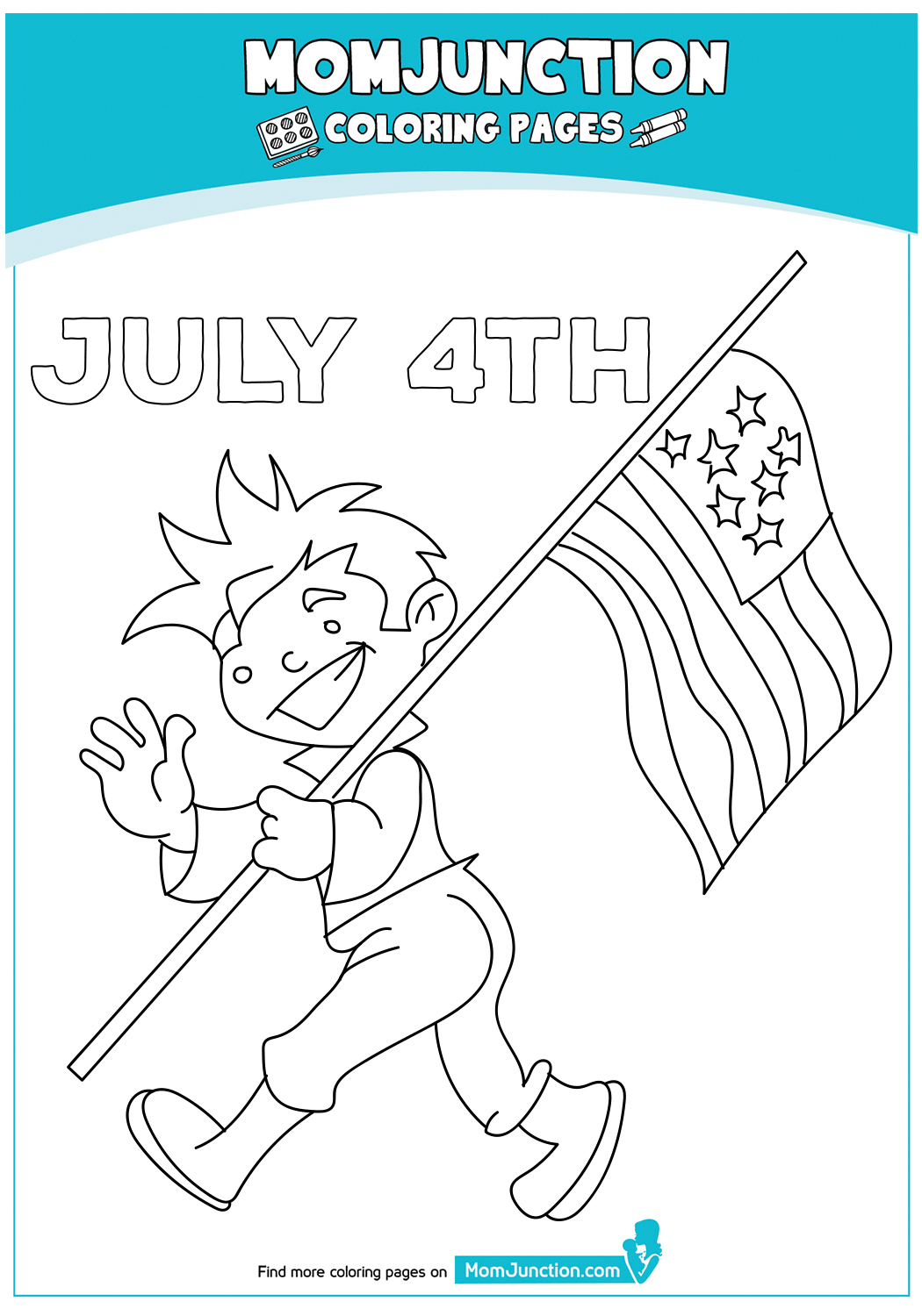 Kid-Walking-With-The-Flag-On-4th-July-317