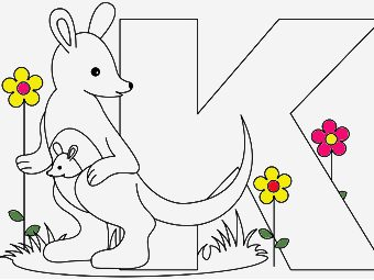 Top 10 Letter 'K' Coloring Pages Your Toddler Will Love To Learn & Color