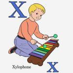 Letter--X
