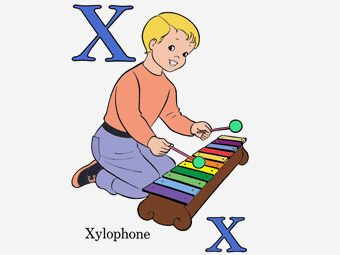 Top 10 Letter 'X' Coloring Pages Your Toddler Will Love To Learn & Color