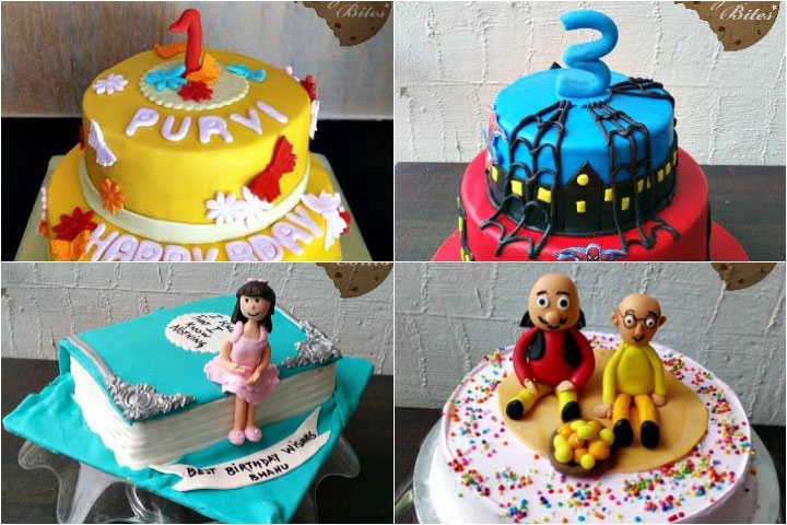 Cake Of Motu Patlu : 20 Best Places To Order Custom Cakes In Bangalore