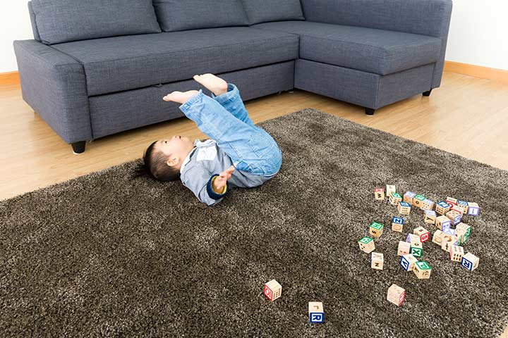 Fun Activities For Kids - Make Your Indoor Obstacle Course