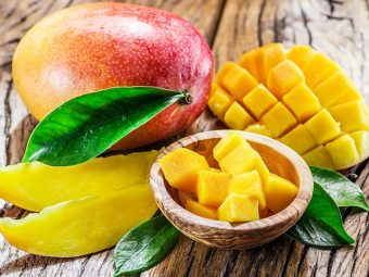 Mango For Babies - 5 Healthy Reasons And 12 Yummy Recipes