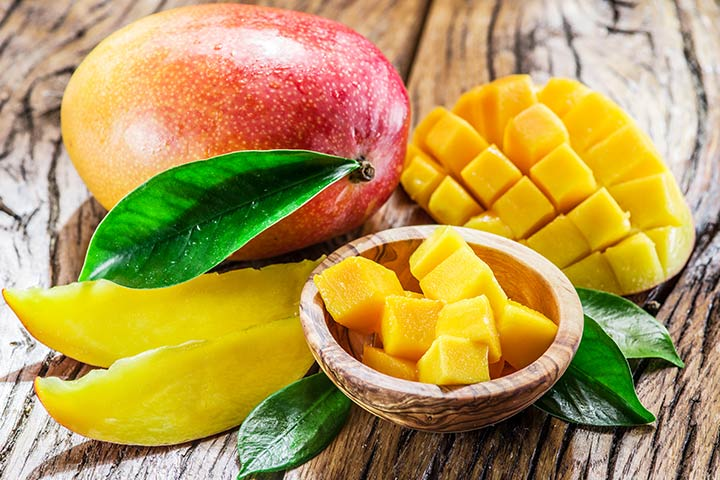 Mango For Babies