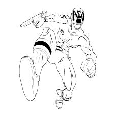 Mewarnai-Super-Hero