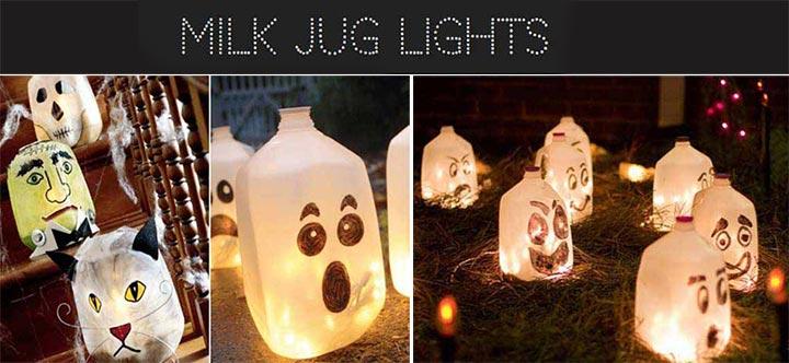 Milk Jug Ghouls